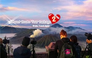 2 Days 1 Night Mount Bromo Tour Package