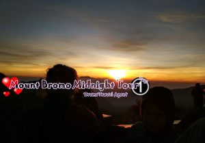 Mount Bromo Midnight Tour Package 1 Day 1 Night