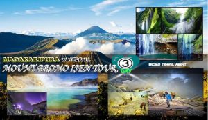 Madakaripura Waterfall Bromo Ijen Tour Package 3 Days