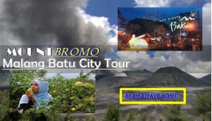 Mount Bromo Malang Batu Tour Package 3 Days